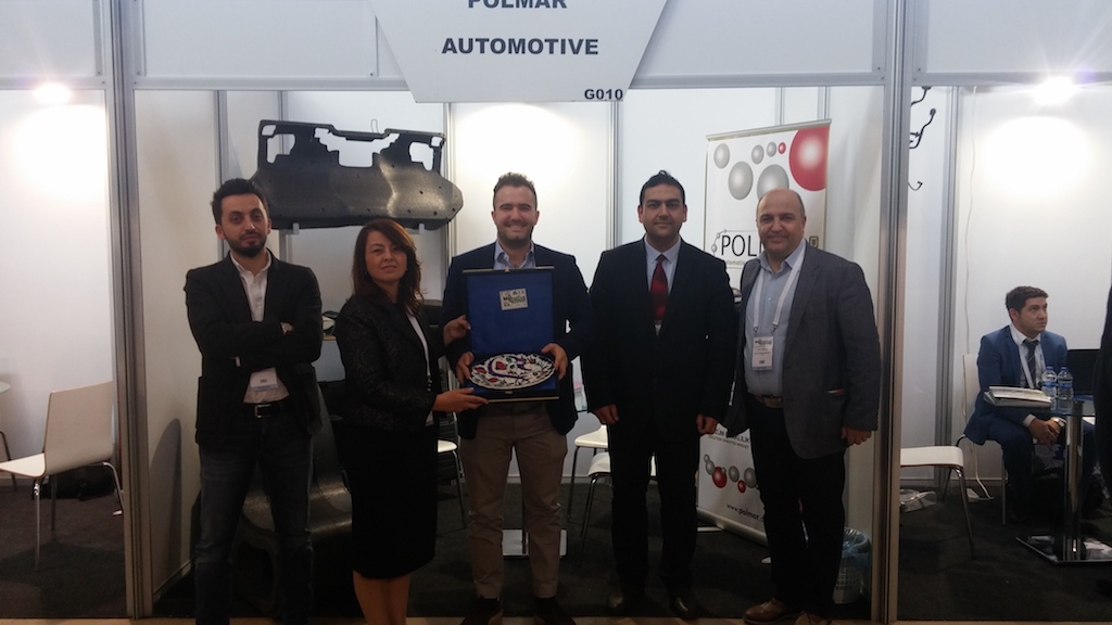 Bursa Automotive Meetings'e katildik